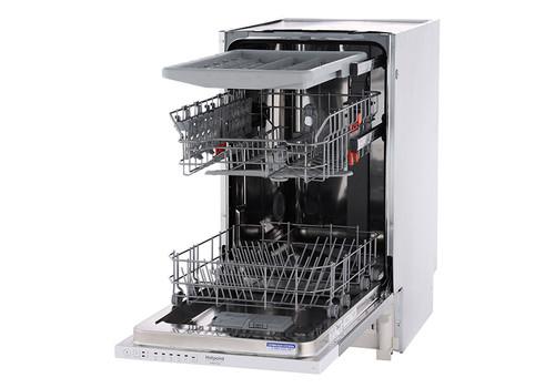Встраиваемая посудомоечная машина 45 см Hotpoint-Ariston HSIC 2B27 FE, фото 5