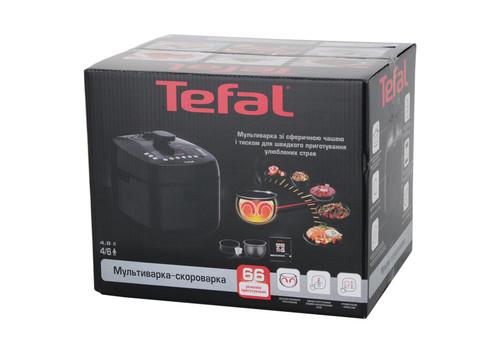 Мультиварка-скороварка Tefal Ultimate CY625D32, фото 7