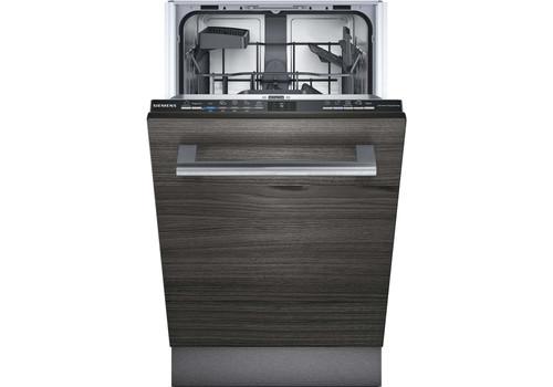 Встраиваемая посудомоечная машина 45 см Siemens iQ100 Hygiene Dry SR61HX3DKR, фото 4