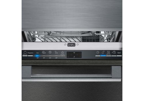 Встраиваемая посудомоечная машина 45 см Siemens iQ100 Hygiene Dry SR61HX3DKR, фото 5