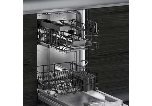 Встраиваемая посудомоечная машина 45 см Siemens iQ100 Hygiene Dry SR61HX3DKR, фото 6