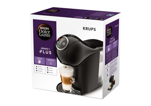 Кофемашина капсульного типа Dolce Gusto Krups Genio S Plus KP340810, фото 15