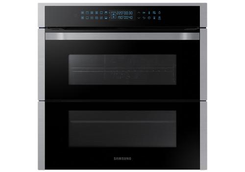 Электрический духовой шкаф Samsung NV75N7646RS Dual Cook Flex, фото 4