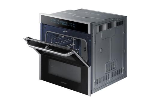 Электрический духовой шкаф Samsung NV75N7646RS Dual Cook Flex, фото 7