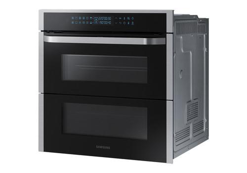 Электрический духовой шкаф Samsung NV75N7646RS Dual Cook Flex, фото 9