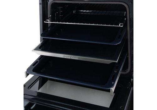 Электрический духовой шкаф Samsung NV75N7646RS Dual Cook Flex, фото 14