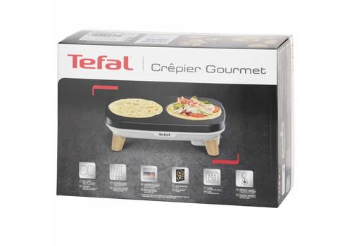 Электроблинница Tefal Crepier Gourmet PY900D12, фото 10