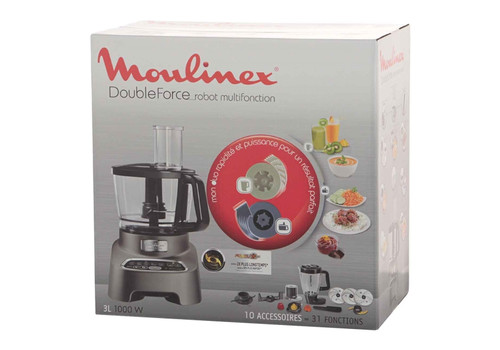 Кухонный комбайн Moulinex FP827E10, фото 8