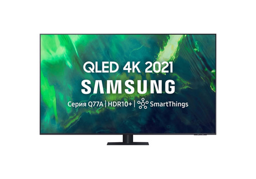 Телевизор Samsung QE55Q77AAU, фото 2
