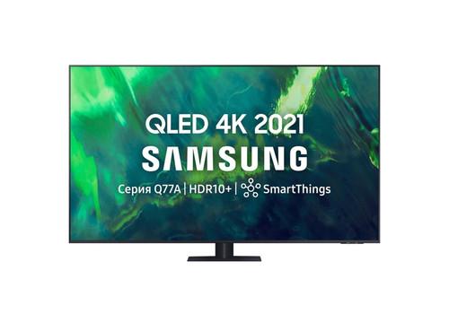 Телевизор Samsung QE75Q77AAU, фото 2