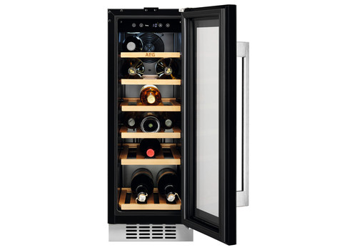 Встраиваемый винный шкаф AEG SWB63001DG, фото 2