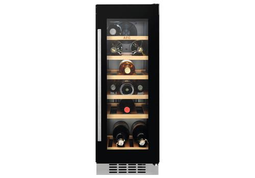 Встраиваемый винный шкаф AEG SWB63001DG, фото 4