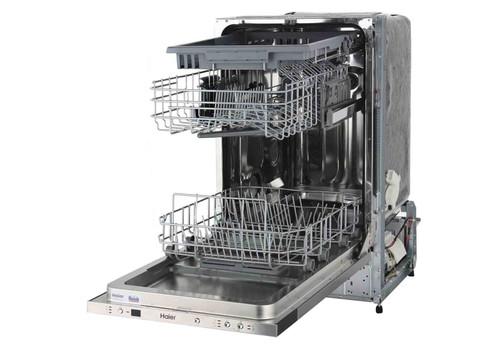 Встраиваемая посудомоечная машина 45 см Haier DW10-198BT2RU, фото 5