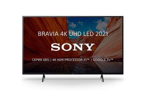 Телевизор Sony KD65X81J, фото 1
