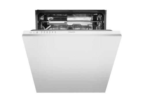 Встраиваемая посудомоечная машина 60 см Hotpoint-Ariston HIE 2B19 C N, фото 2