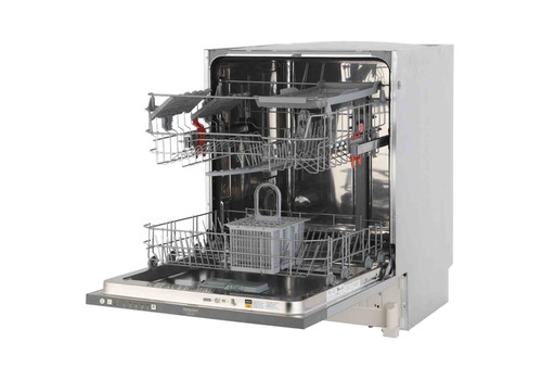 Встраиваемая посудомоечная машина 60 см Hotpoint-Ariston HIE 2B19 C N, фото 5