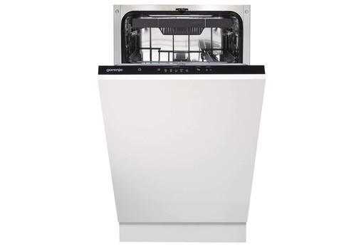 Встраиваемая посудомоечная машина 45 см Gorenje GV520E11, фото 1