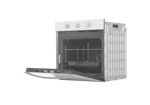 Электрический духовой шкаф Indesit IFW 4534 H WH белый, фото 2