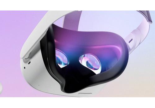 Шлем виртуальной реальности Oculus Quest 2 128gb, фото 2