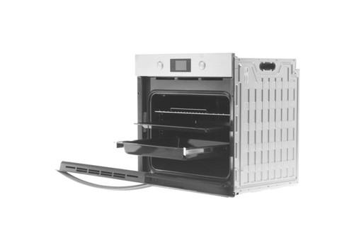 Электрический духовой шкаф Indesit IFW 3841 JH IX серебристый, фото 2
