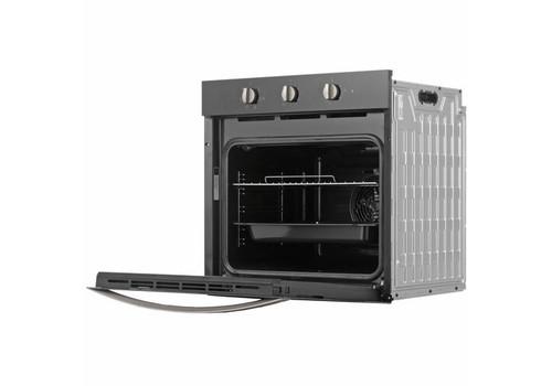 Электрический духовой шкаф Indesit IFW 4534 H BL черный, фото 2