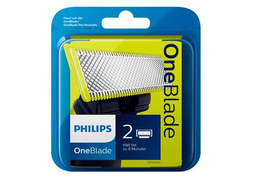 Сменное лезвие Philips OneBlade QP220/50, фото 1