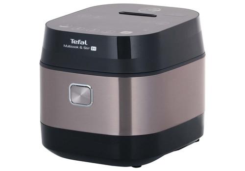 Мультиварка индукционная с авто перемешиванием Tefal Multicook & Stir IH RK905A32, фото 1
