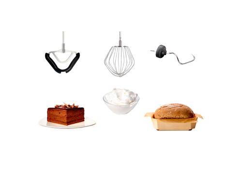 Кухонная машина Bosch CreationLine MUM58B00, фото 3