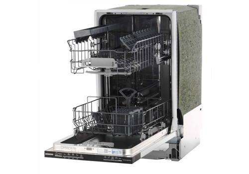 Встраиваемая посудомоечная машина 45 см Siemens iQ100 Hygiene Dry SR61HX3DKR, фото 3