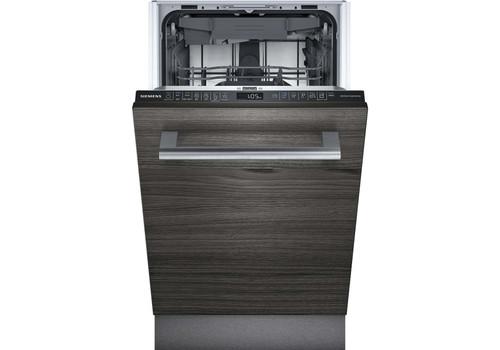 Встраиваемая посудомоечная машина 45 см Siemens iQ500 Hygiene Dry SR65HX30MR, фото 1
