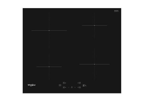 Встраиваемая индукционная панель Whirlpool WS Q2760 BF, фото 1