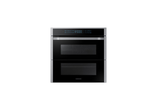 Электрический духовой шкаф Samsung NV75N7646RS Dual Cook Flex, фото 1