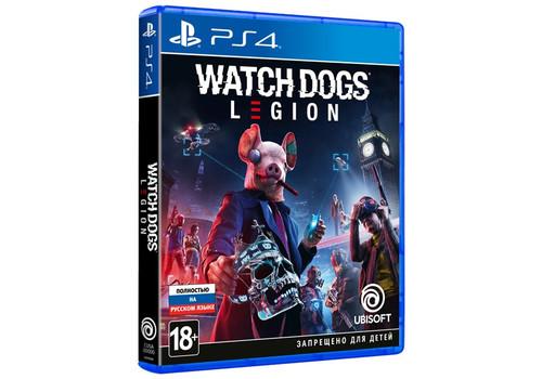 PS4 Watch Dogs Legion, фото 1