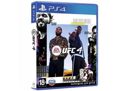 PS4 игра EA UFC 4, фото 1