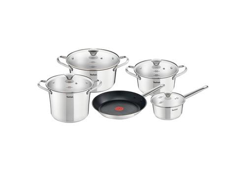 Набор посуды Tefal Simpleo 9 предметов (B815S974), фото 1