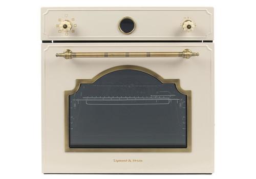 Электрический духовой шкаф Zigmund & Shtain EN 130.922 X бежевый, фото 1