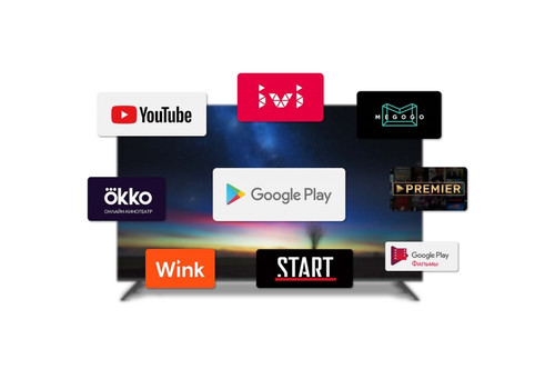 Телевизор Haier 43 Smart TV MX, фото 2