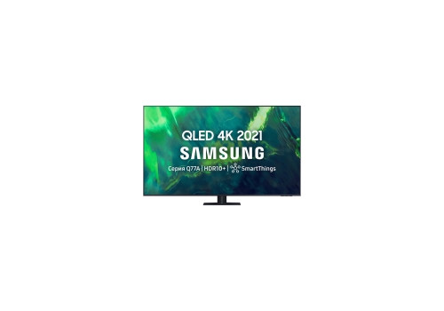 Телевизор Samsung QE55Q77AAU, фото 1