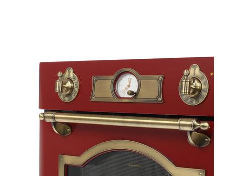 Электрический духовой шкаф Kaiser EH 6355 RotEm красный, фото 5