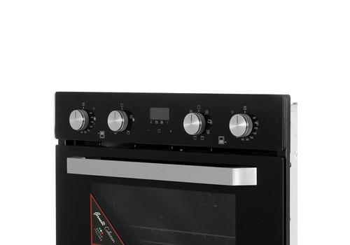 Электрический духовой шкаф KRONA ARTE 60 BL черный, фото 2
