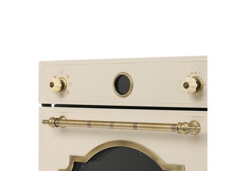 Электрический духовой шкаф Zigmund & Shtain EN 130.922 X бежевый, фото 2