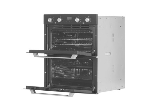 Электрический духовой шкаф KRONA ARTE 60 BL черный, фото 3