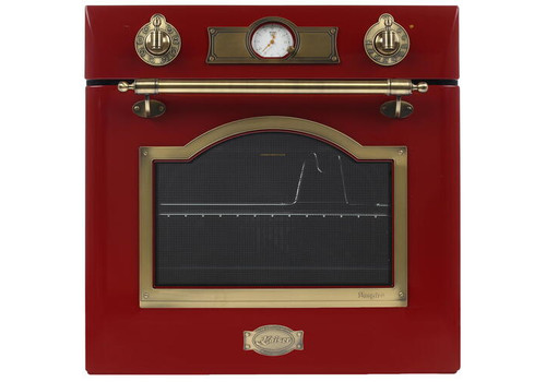 Электрический духовой шкаф Kaiser EH 6355 RotEm красный, фото 1