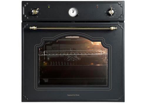 Электрический духовой шкаф Zigmund & Shtain E 134 B черный, фото 1