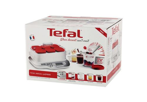 Йогуртница Tefal Multi Delices Express YG660132, фото 6