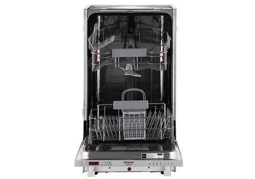 Встраиваемая посудомоечная машина 45 см Hotpoint-Ariston HSIC 3M19 C, фото 5