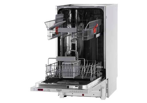 Встраиваемая посудомоечная машина 45 см Hotpoint-Ariston HSIC 3M19 C, фото 6