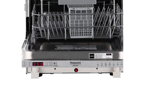 Встраиваемая посудомоечная машина 45 см Hotpoint-Ariston HSIC 3M19 C, фото 7