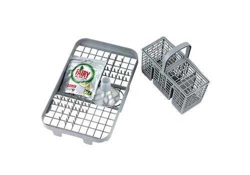 Встраиваемая посудомоечная машина 45 см Hotpoint-Ariston HSIC 3M19 C, фото 8